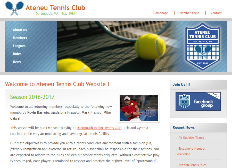 Ateneu Tennis Club